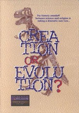 Creation or Evolution? DVD
