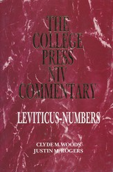 Leviticus and Numbers: The College Press NIV Commentary