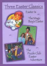 Three Easter Classics, DVD