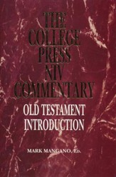 Old Testament Introduction: The College Press NIV Commentary  - Slightly Imperfect