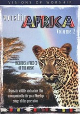Worship Africa DVD & Audio CD, Volume 2