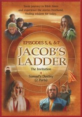 Jacob's Ladder, Episodes 5-7: The Invitation / Samuel's Destiny,  DVD