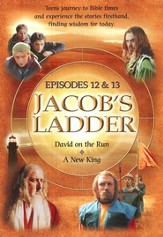 Jacob's Ladder, Episodes 12 & 13: David on the Run /  A New King, DVD - Slightly Imperfect