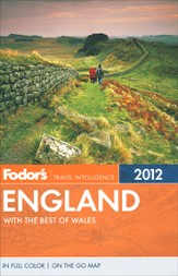 Fodor's England 2012: with the Best of Wales