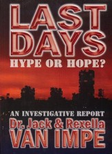 Last Days: Hype Or Hope? DVD