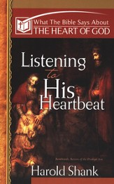 Heart of God: Listening to His Heartbeat
