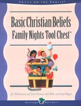 Basic Christian Beliefs: Family Night Tool Chest, Book 2