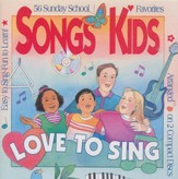Songs Kids Love To Sing, Compact Disc