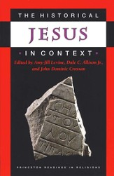 Historical Jesus in Context