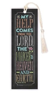 My Help Comes From the Lord Bookmark