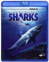 Search for the Great Sharks, Blu-ray