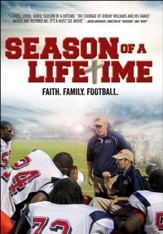 Season of a Lifetime, DVD