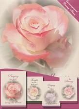 Rose Garen, Encouragement Cards, Box of 12