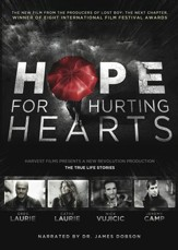 Hope for Hurting Hearts, DVD