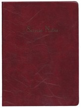 Sermon Notes Journal - Slightly Imperfect