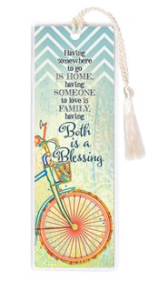 Having Somewhere To Go Is Home Bookmark