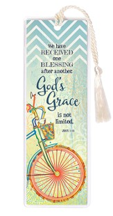 We Have Received One Blessing Bookmark