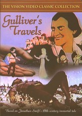 Gulliver's Travels, DVD