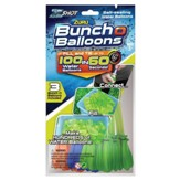 Self-Tying Bunch-O-Balloons, 3 pack
