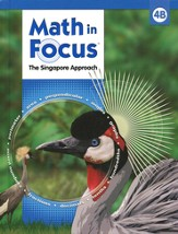 Math in Focus: The Singapore Approach Grade 4 Student Book B