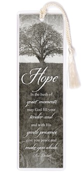Hope In the Quiet Moments Bookmark