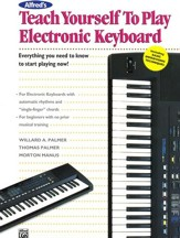 Teach Yourself to Play Electronic Keyboard, Book Only
