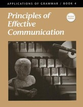 Applicatios of Grammar Book 4: Principles of Effective   Communication, Grade 10