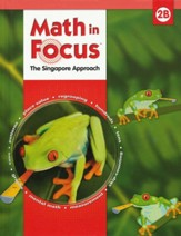 Math in Focus: The Singapore Approach Grade 2 Student Book B