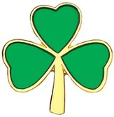 Celtic Clover Pin