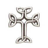 Celtic Knot Cross Pendant