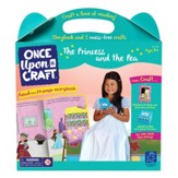 The Princess and the Pea Book and Craft Set