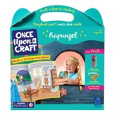 Rapunzel Book and Craft Set