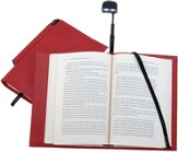 Periscope(R) Bookcover with Light, Large, Red