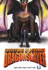 Adventures of a Teenage Dragon Slayer, DVD