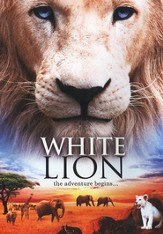 White Lion: The Adventure Begins