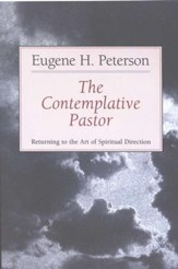 The Contemplative Pastor  - Slightly Imperfect