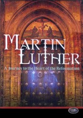 Martin Luther: A Journey to the Heart of the Reformation DVD