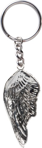 Angel Wing Keyring
