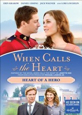 When Calls the Heart: Heart of a Hero, DVD