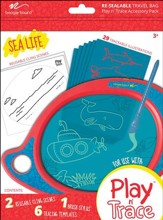 Boogie Board Play & Trace Activity Pack, Sea Life