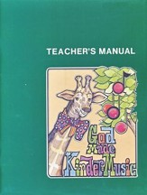 God Made Kindermusic, Teacher's Manual