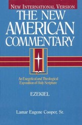 Ezekiel: New American Commentary [NAC]  - Slightly Imperfect
