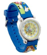 Nativity Child's Watch, Navy