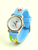 Jesus' Ascension Child's Watch, Blue
