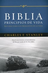 Biblia Principios De Vida RVR (Life Principles Bible RVR, Spanish) - Slightly Imperfect