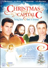 Christmas With A Capital C, DVD
