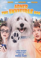 Abner the Invisible Dog, DVD