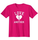 Love One Another, Shirt, Heliconia, X-Large