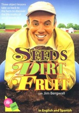 Seeds Dirt Fruit, DVD