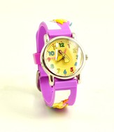 Blessings Child's Watch, Purple
